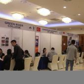 International Education Exhibition in Mongolia - Fall image 1
